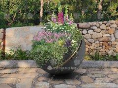 玻璃钢花箱种植花卉时有哪些注意事项